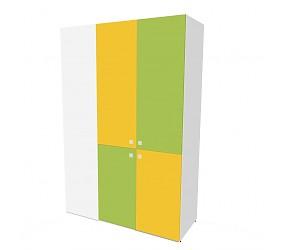 СОЛНЕЧНЫЙ ГОРОД - шкаф-гардероб комбинированный угловой (51H012)