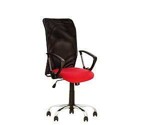 INTER GTP chrome - кресло для персонала