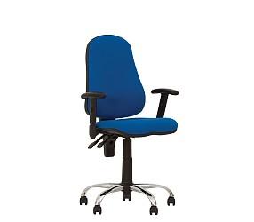 OFFIX GTR chrome - кресло для персонала