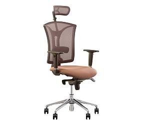 PILOT R HR net alu - кресло для персонала
