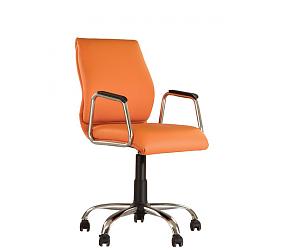 VISTA GTP chrome - кресло для персонала