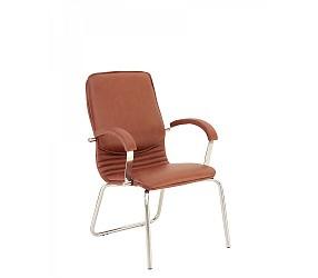 NOVA steel CFA LB chrome - стул для посетителей