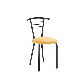 TINA black - стул металлический