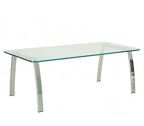 INCANTO TABLE duo chrome GL - стол журнальный