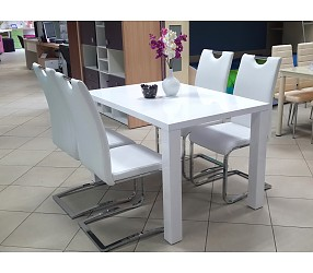 MONTEGO - стол обеденный с лаковым покрытием