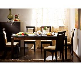 Antila F - стол обеденный деревянный  (раскладной)
