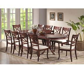 Anjelica - стол обеденный деревянный  (раскладной)