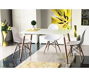 NOLAN - стол обеденный с лаковым покрытием