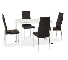 GALANT - стол обеденный стеклянный