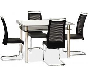 RODI - стол обеденный стеклянный