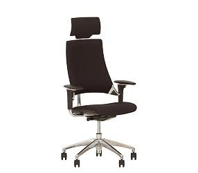 HIP HOP R HR BLACK - кресло для руководителя