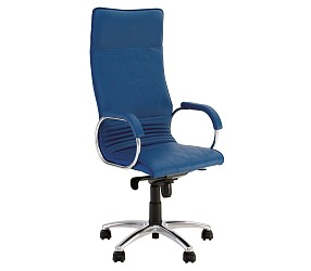 ALLEGRO steel chrome - кресло для руководителя