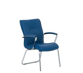 FELICIA steel CFA LB chrome - стул для посетителей
