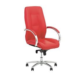 FORMULA steel chrome - кресло для руководителя