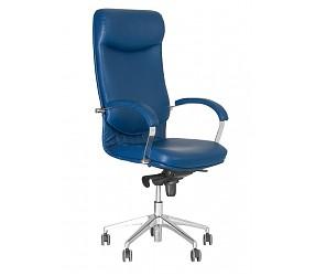 VEGA steel chrome - кресло для руководителя