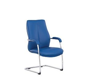 SONATA steel CF LB chrome - стул для посетителей