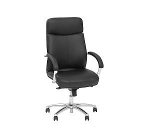 RAPSODY steel chrome - кресло для руководителя
