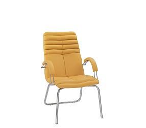 GALAXY steel CFA LB chrome - стул для посетителей