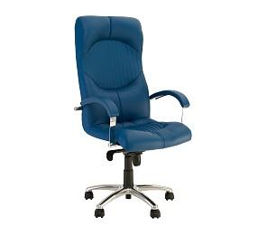 GERMES steel chrome - кресло для руководителя