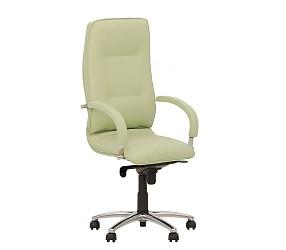 STAR steel chrome - кресло для руководителя