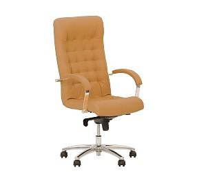 LORD steel chrome - кресло для руководителя