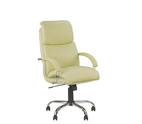 NADIR steel chrome - кресло для руководителя
