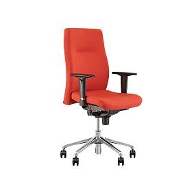 ORLANDO R chrome  - кресло для персонала