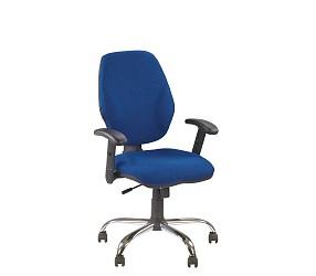 MASTER GTR chrome - кресло для персонала