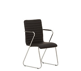 TASK chrome - стул для посетителей