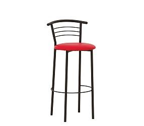 MARCO HOKER black - стул для барных стоек