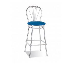 VENUS HOKER chrome- стул для барных стоек