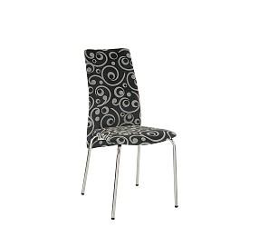 MUZA chrome - стул металлический