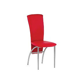 AMELY chrome - стул металлический