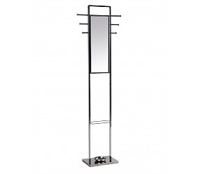 ARON - вешалка напольная с зеркалом