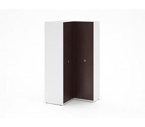 МЕГАПОЛИС - шкаф-гардероб комбинированный угловой (53H010)