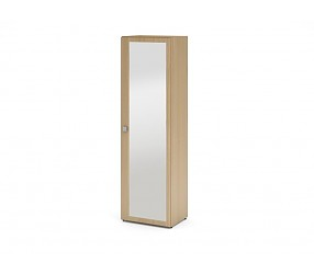 МЕГАПОЛИС - шкаф-гардероб с зеркалом (53Н083)