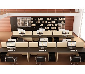 АККОРД Лайт - мебель для персонала