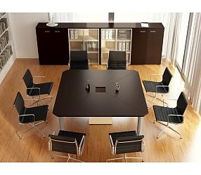 АККОРД столы заседаний - мебель для руководителя