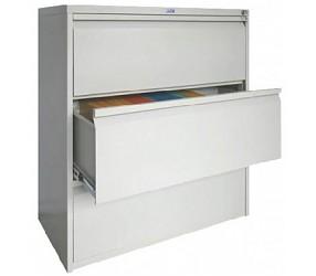 Шкаф картотечный ПРАКТИК AMF-1091-3