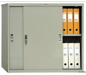 Шкаф архивный ПРАКТИК AMT-0891 (тамбурный)