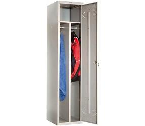 Шкаф для раздевалок ПРАКТИК LS(LE)-11-40d
