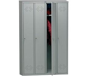 Шкаф для раздевалок ПРАКТИК LS(LE)-41