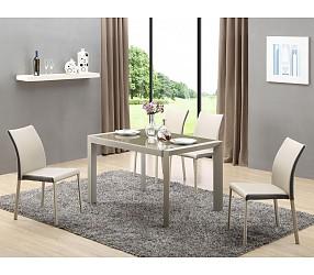 ARABIS - стол стеклянный