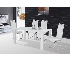 JONAS - стол с лаковым покрытием