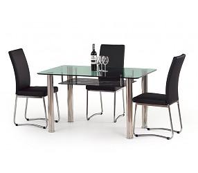 LENART - стол стеклянный