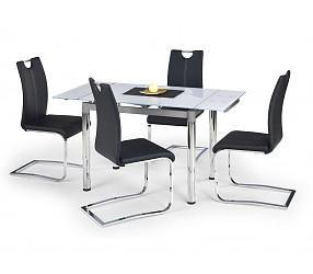 LOGAN 2 - стол стеклянный
