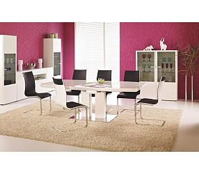 LORENZO - стол с лаковым покрытием
