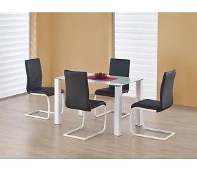 MERLOT rectangular - стол стеклянный