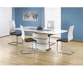NOBEL - стол с лаковым покрытием