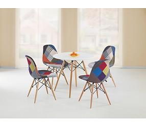 PROMETHEUS round - стол с лаковым покрытием